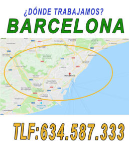 estamos en Barcelona