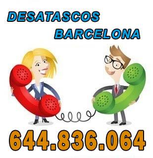 desatasco en Barcelona